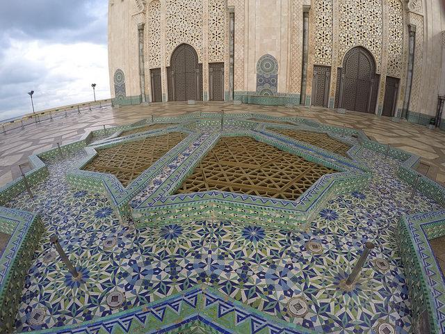 hassan mosque casablanca Morocco