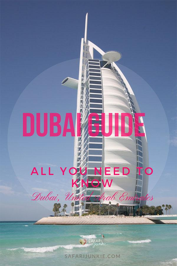 Things to Do in Dubai tips travel UAE