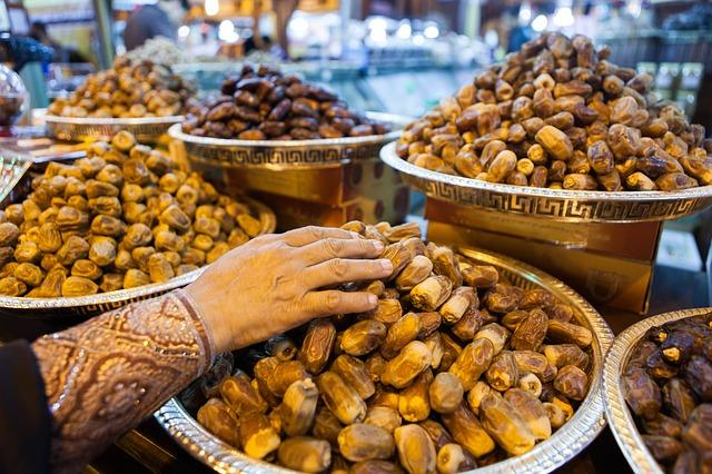 Things to do in Dubai travel tips spice market UAE