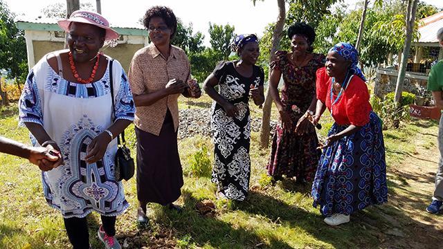 Women's Journey to Kenya Kisumu
